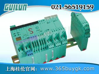 输入型电隔离栅接线图